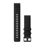 Garmin extensible 22 mm negro Gpsstock